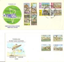 Ersttagsbriefe (FDC - First Day Covers) Tokelau