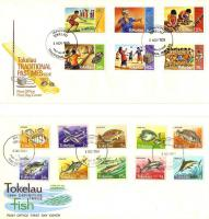 Foto 3 Ersttagsbriefe (FDC - First Day Covers) Tokelau