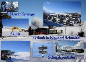 Foto 9 Erzgebirge Ferienwohnung Panoramablick