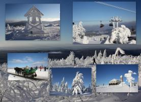 Foto 10 Erzgebirge Ferienwohnung Panoramablick