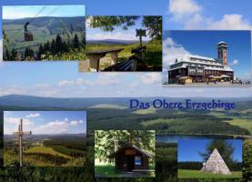 Foto 11 Erzgebirge Ferienwohnung Panoramablick