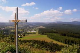 Foto 12 Erzgebirge Ferienwohnung Panoramablick