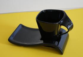 Foto 3 Espresso Tassen von Michelino - 4Stk.