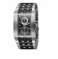 Esprit, Herrenuhr 4388372 prime time black