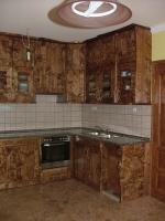 Essgarnituren, Küchenmöbel, Gartenmöbel aus Massivholz
