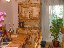 Foto 6 Essgarnituren, Küchenmöbel, Gartenmöbel aus Massivholz