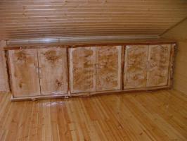 Foto 8 Essgarnituren, Küchenmöbel, Gartenmöbel aus Massivholz