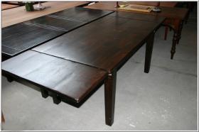 esstisch boss ausziehbar in aachen ausziehbar mahagoni holz rechteckig massiv. Black Bedroom Furniture Sets. Home Design Ideas