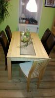 Esszimmer - Echtholzmöbel mit Stil  inkl.Lieferung bis 75Km