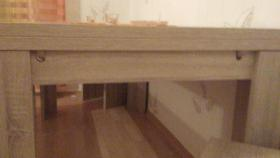 Foto 2 Esszimmergruppe 5 tlg Eiche S�gerau 180 cm 6 Monate NEUWERTIG
