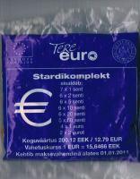 Estland Original Euro Starterkit '' 2010 '' !