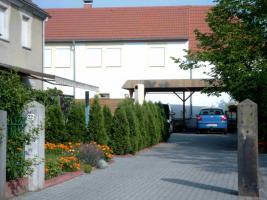 Foto 4 Etagenwohnung 90qm im 1OG mit Terasse, Doppelcarport und Wiese Nähe Moritzburger Waldgebiet