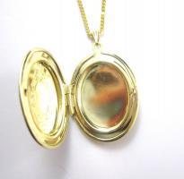 Foto 2 Eulen-Amulett Kette