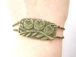 Foto 2 Eulen Armband