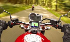 Europakarte für TomTom Rider 1 und 2