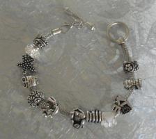 European Armbandkette mit 12 beads