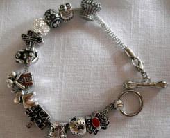 Foto 3 European Armbandkette mit 12 beads