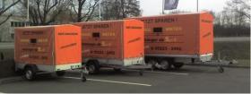 Eurotrail - Anhängervermietung / Anhängerverleih