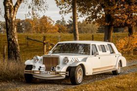 Foto 2 Excalibur Stretchlimousine als Hochzeitsauto zur Vermietung