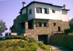 Excellent stone villa in a prime location on the Pelion/Greece