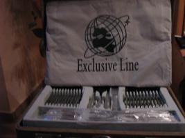 Exclusive Line 72-teiliges Besteck unbenutzt