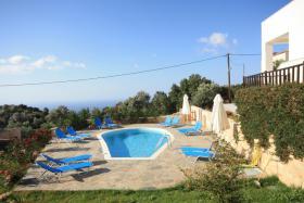 Foto 2 Exclusive Villa mit Pool Kreta Rethymno für 6-8 Personen