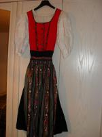 Foto 2 Exclusives Dirndl Gr.44
