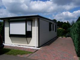Foto 2 Exclusives Mobilheim mit Eigengrund im Raum Roermond