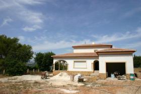 Foto 4 Exklusive Neubau Villa auf einem 2000m² flachen Grundstück in Javea