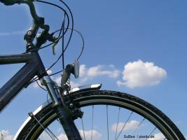 Kostenloser Fahrradverleih
