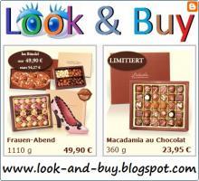 Exklusive Pralinen und Schokoladen Geschenke- Sets