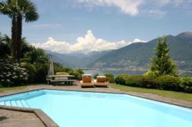 Foto 2 Exklusive Traumvilla mit Pool am Lago Maggiore
