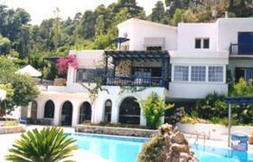 Exklusive Villa auf Evia/Griechenland