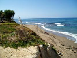 Exklusives Grundstueck direkt am Meer / Griechenland