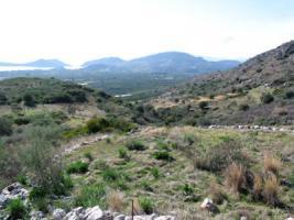 Exklusives Grundstück nahe Drepano/Griechenland