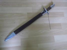 FASCHINENBAJONETT/SÄBELBAJONETT M1914 für Pioniereinheiten