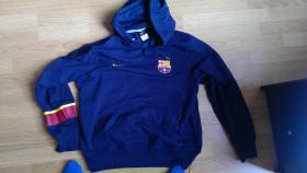 FC Barcelona Sweater neu Fb. blau Nike Größe L