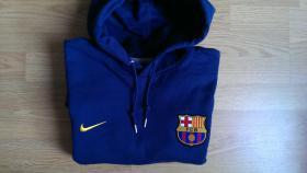 Foto 5 FC Barcelona Sweater neu Fb. blau Nike Größe L