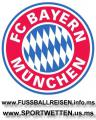 FC Bayern Mnchen Heimspiel-Tickets inkl. Hotel