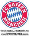 FC Bayern M�nchen Heimspiel-Tickets inkl. Hotel