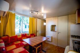 FERIENWOHNUNG, Mobilheime in Grado in Italien direkt an der Adria