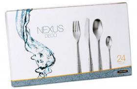 Foto 2 FISKARS Nexus Deco 24tlg. Premiumbesteck