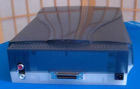 Foto 2 FREECOM Portable II CD-RW und  DVD Externer Brenner