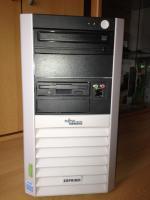 Foto 2 FSC Esprimo P5700 mit 3,2 GHz, 2048 MB, 40 GB, DVD, Windows XP