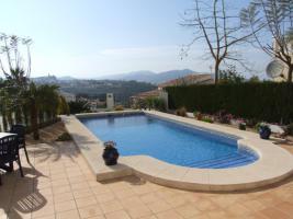 Foto 2 Fabelhafte helle Villa in Benitachell an der Costa Blanca
