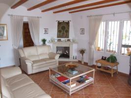 Foto 4 Fabelhafte helle Villa in Benitachell an der Costa Blanca