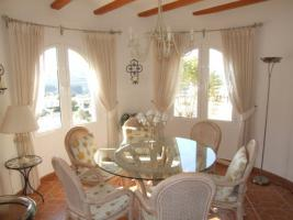 Foto 6 Fabelhafte helle Villa in Benitachell an der Costa Blanca