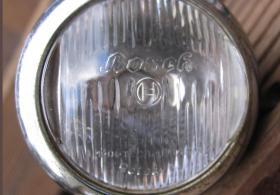 Foto 3 Fahrrad Lichtanlage Bosch. Baujahr 1950.