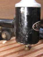 Foto 4 Fahrrad Lichtanlage Bosch. Baujahr 1950.
