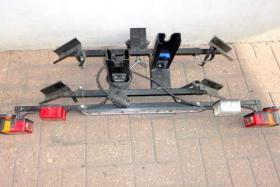 Foto 2 Fahrrad-Träger für Anhänger-Kupplung